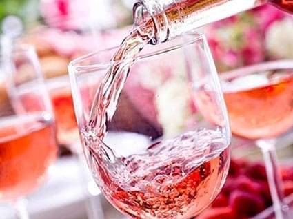 Rosé or Pink Port Wine