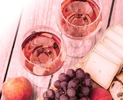 When to Serve Rosé or Pink Port Wine
