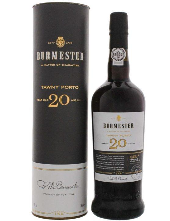 Burmester 20 Years Tawny Port