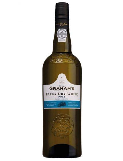 Graham's Extra Dry White Port Wine