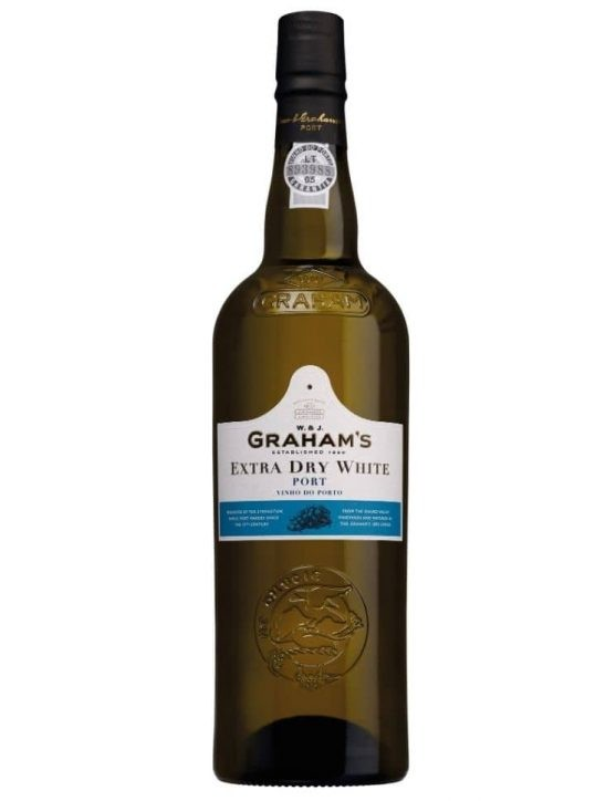 Graham's Extra Dry White Port Wine