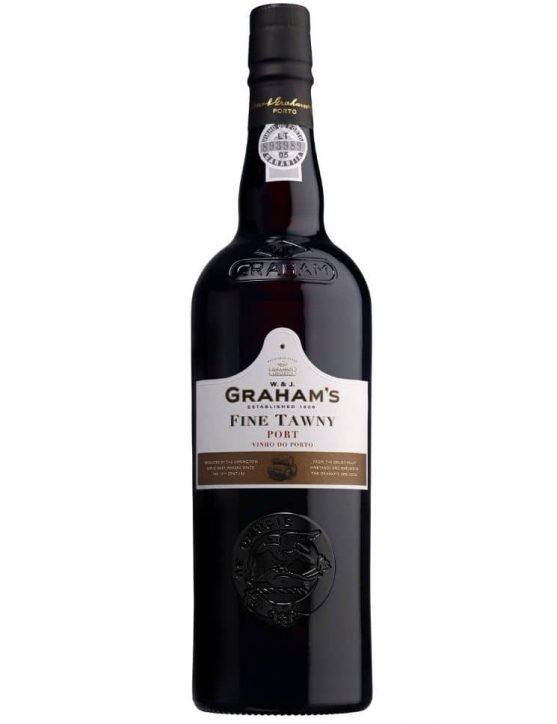 Graham's Fine Tawny Port Wine