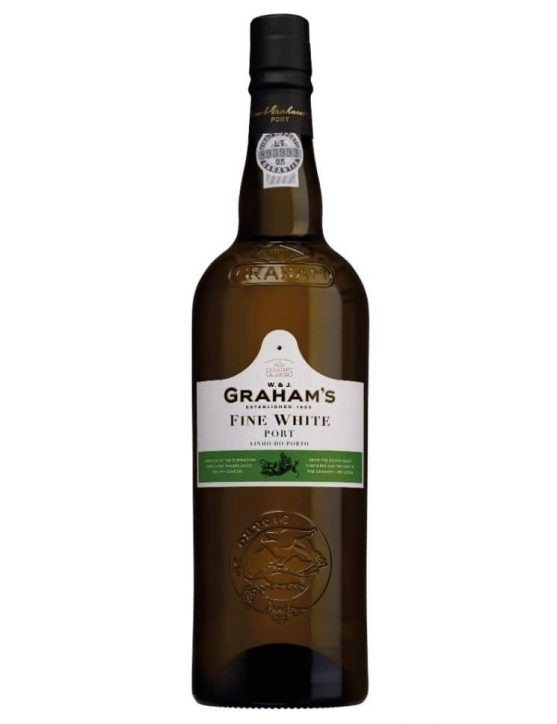 Graham's Fine White Port Wine