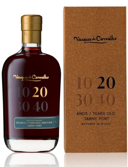 Vasques Carvalho 20 Years Tawny