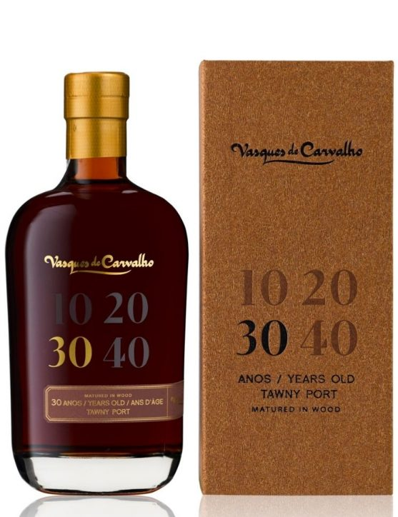 Vasques Carvalho 30 Years Tawny