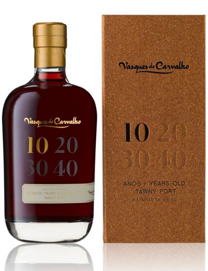 Vasques de Carvalho 10 Years Tawny