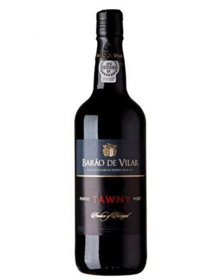 A Bottle of Barão de Vilar Tawny