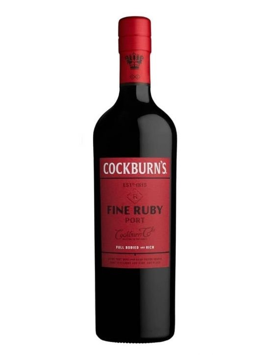 Cockburn's Fine Ruby