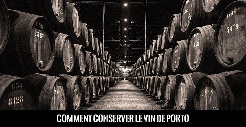 Academie Comment Conserver Vin de Porto