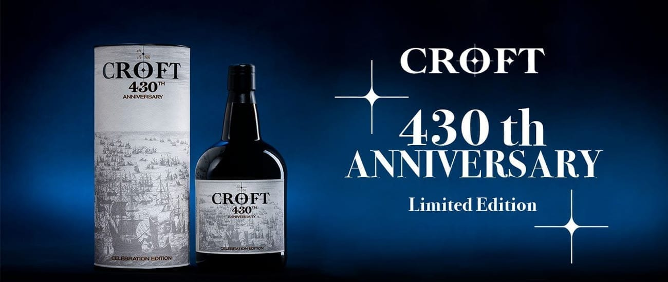Croft 430 Anniversary Port Wines