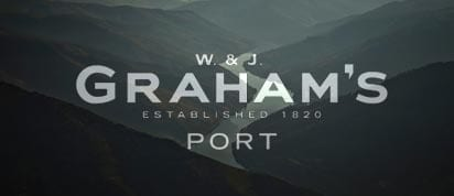 Graham's Port Wine Engraving