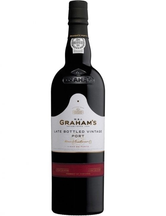 A Bottle of Graham's LBV