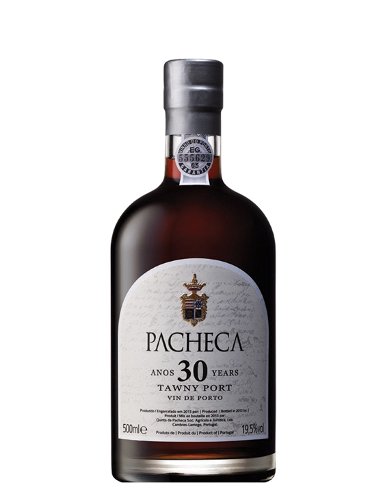 A Bottle of Quinta da Pacheca Tawny 30 Years