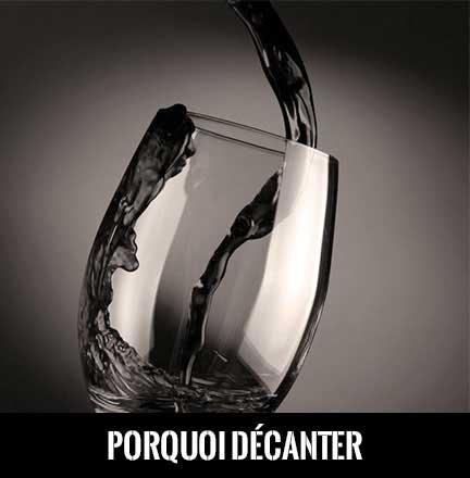 Academie Porquoi Decanter Vin Porto