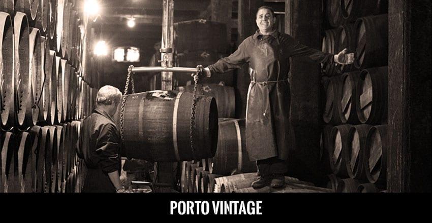Vinho do Porto Vintage