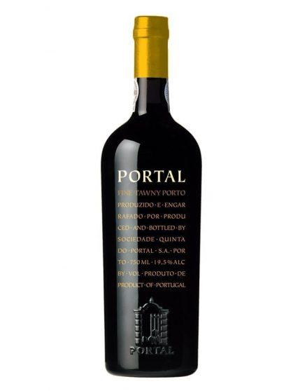 Une bouteille de Portal Fine Tawny
