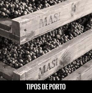 Tipos de Vinho do Porto
