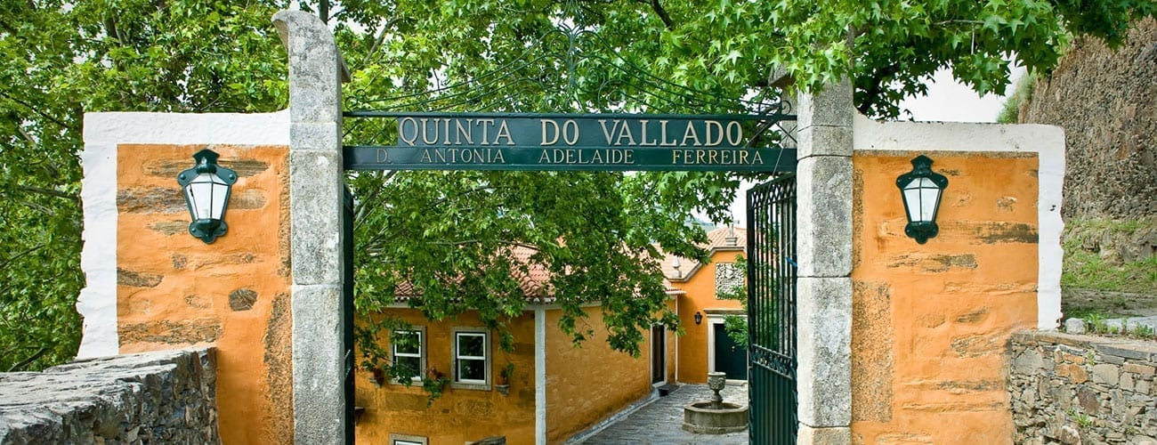 Quinta do Vallado Portwein Haus