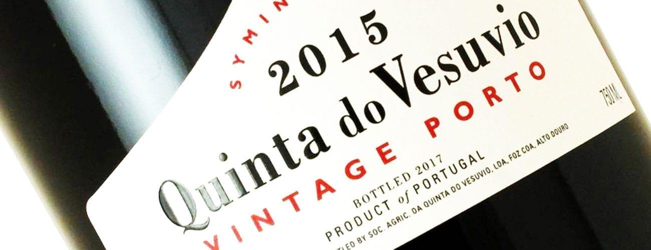 Quinta do Vesúvio Port Wine House