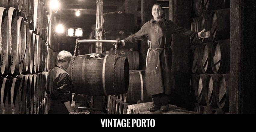Academie Vin Porto Vintage