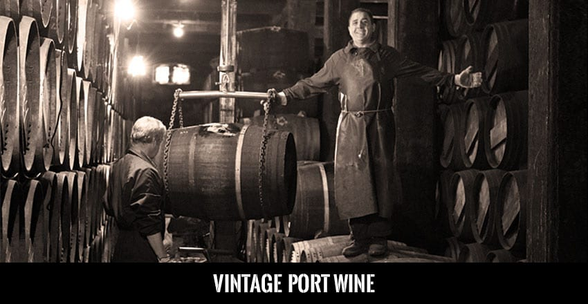 Academy Vintage Port Wine