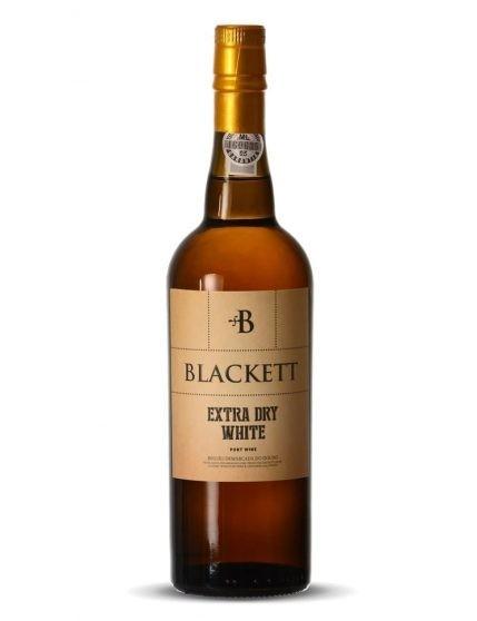 A Bottle of Blackett Extra Dry White