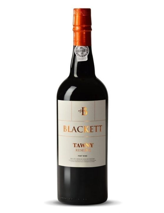 A Bottle of Blackett Tawny Reserve