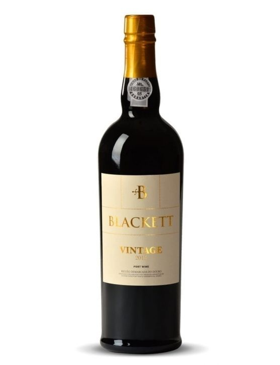 A Bottle of Blackett Vintage 2013