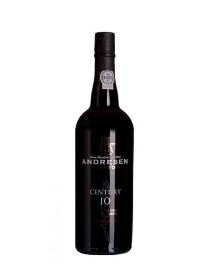 A Bottle of Andresen Century 10 Years Tawny Port