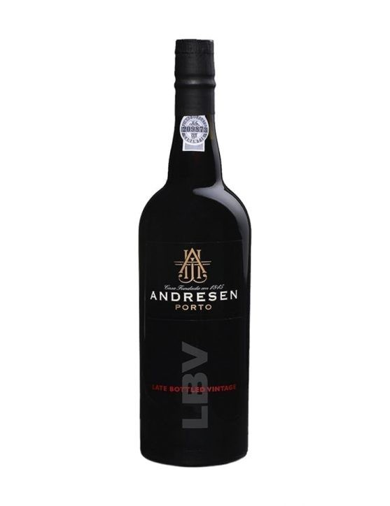A Bottle of Andresen LBV Port