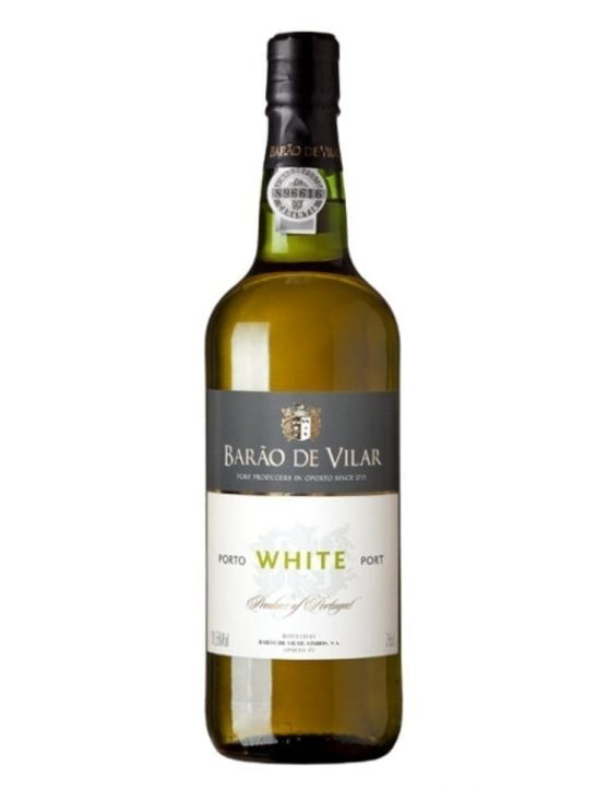 A Bottle of Barão de Vilar White