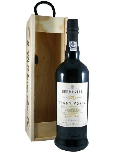 A Bottle of Burmester 30 Years Tawny Port