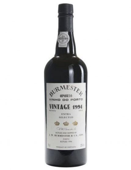 A Bottle of Burmester Vintage 1994