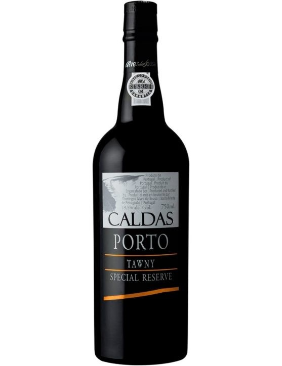 A Bottle of Caldas Tawny Port Special Reserve