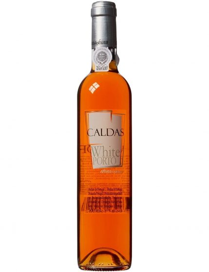 A Bottle of Caldas White Port