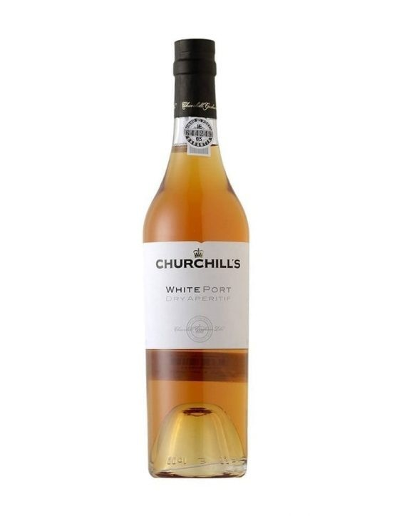 A Bottle of Churchill's Dry White 50cl