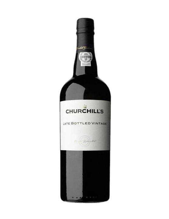 A Bottle of Churchill's LBV