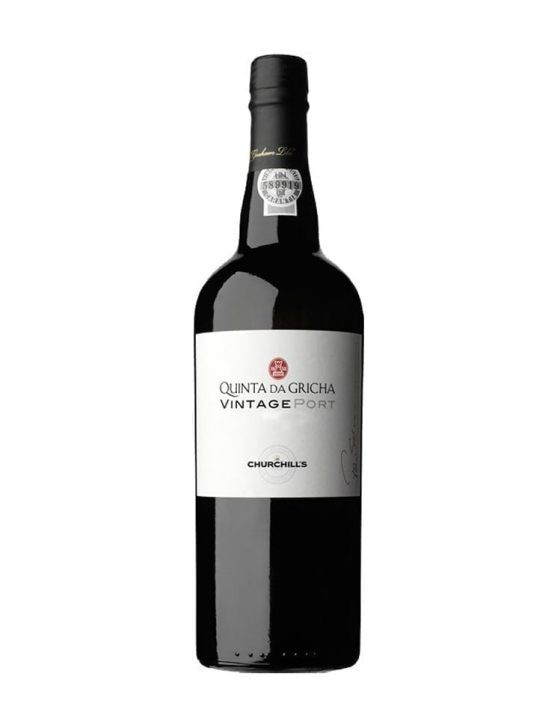 A Bottle of Churchill's Quinta de Gricha Vintage 2013