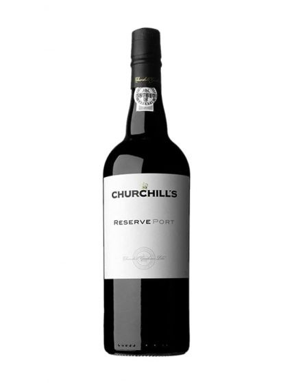 A Bottle of Churchill's Ruby Reserve