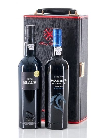 A Bottle of Classic Port Wines Gift Set