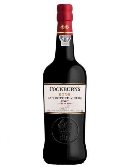 A Bottle of Cockburn's LBV 2009