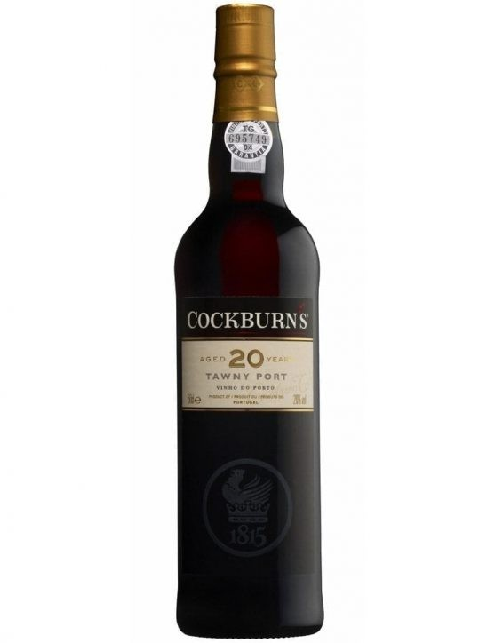 A Bottle of Cockburn's Tawny 20 Years