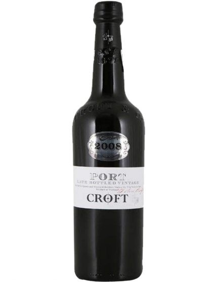A Bottle of Croft LBV 2008