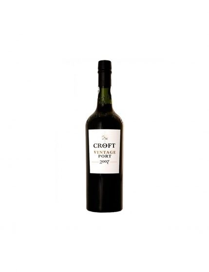 A Bottle of Croft Vintage 2007 37.5cl Port