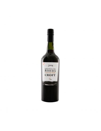 A Bottle of Croft Vintage Quinta da Roeda 2008 37.5cl Port