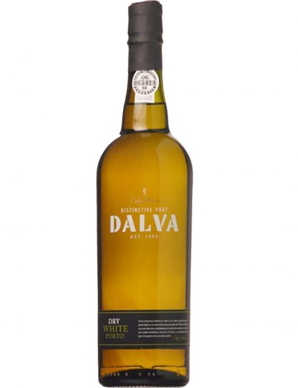 A Bottle of Dalva Dry White
