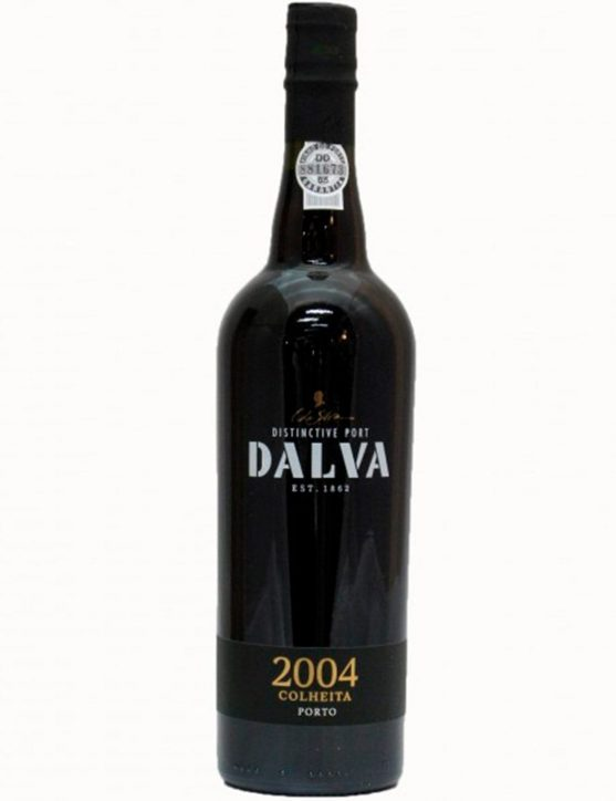 A Bottle of Dalva Harvest 2004