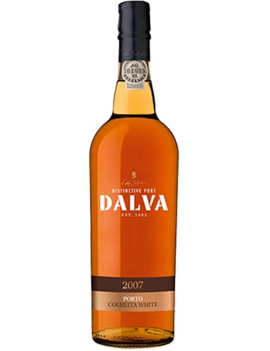 A Bottle of Dalva Harvest 2007 White