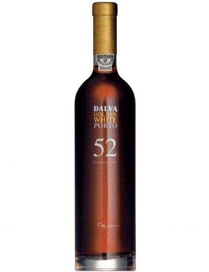 A Bottle of Dalva Harvest 1952 gw 50cl Port