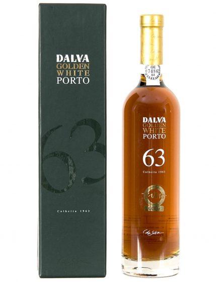 Une bouteille de Dalva Récolte 1963 gw 50cl Porto